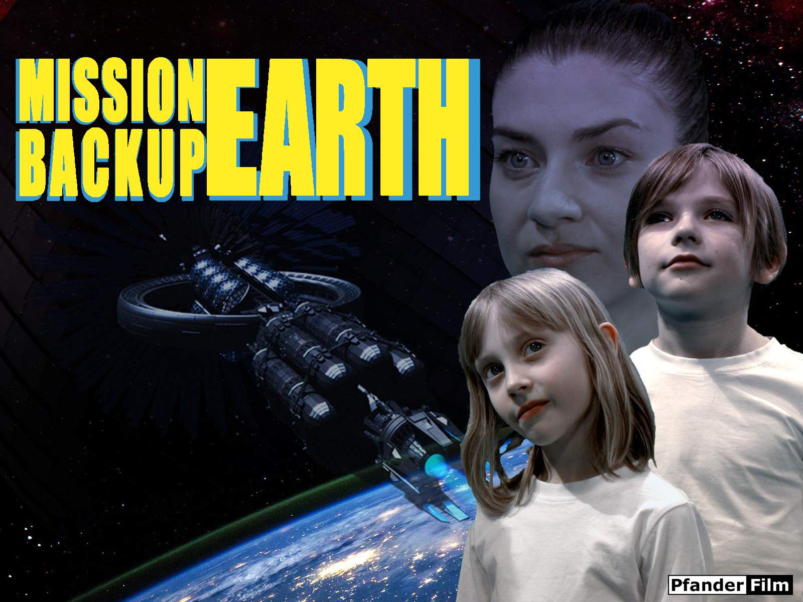 Mission Backup Earth on Amazon Prime Video UK