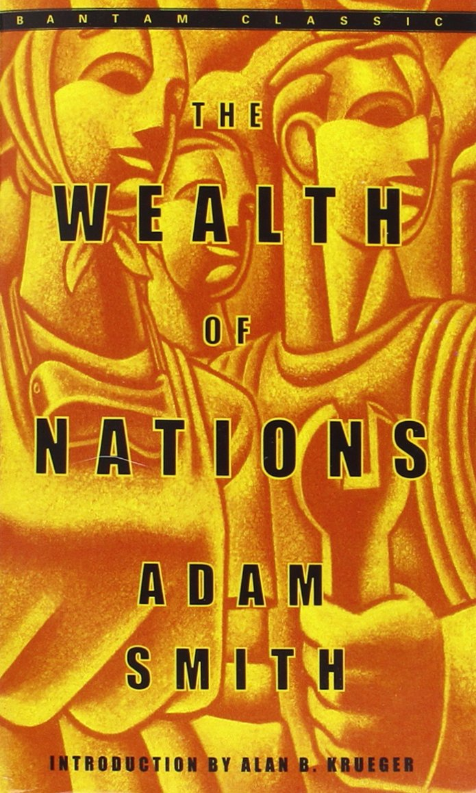The Wealth of Nations ISBN-13 9780553585971