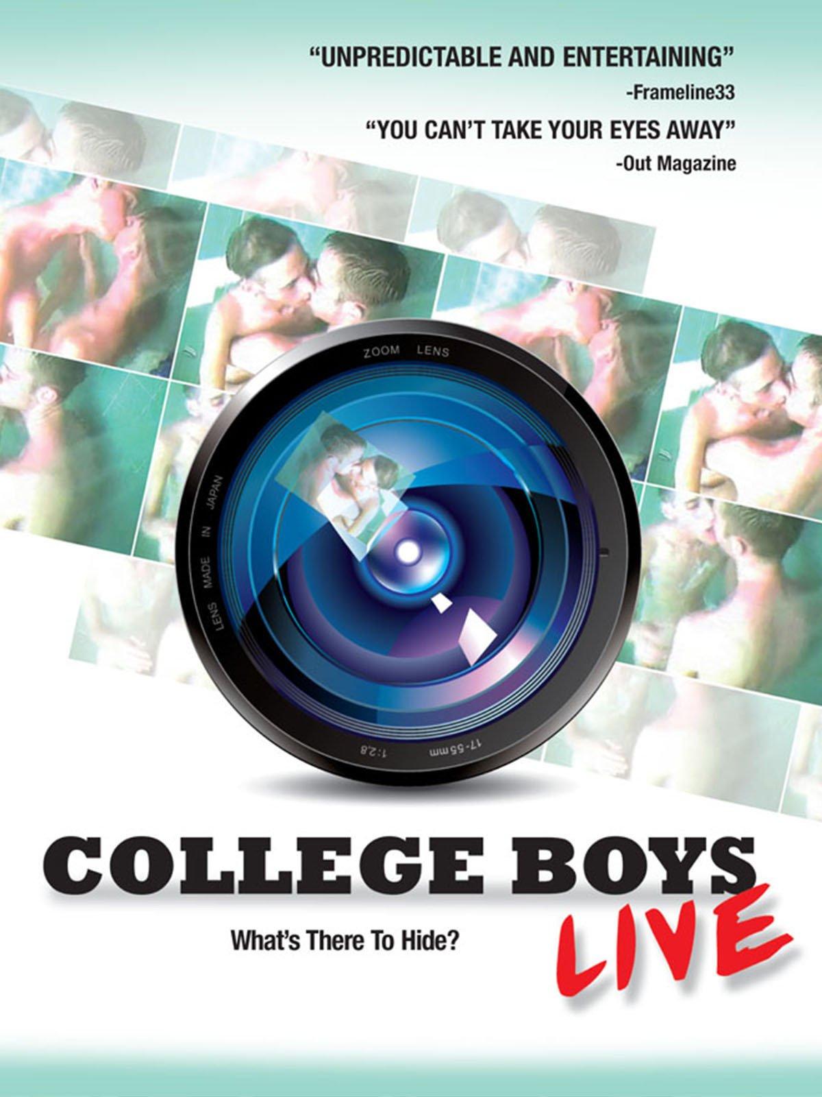 College Boys Live on Amazon Prime Video UK