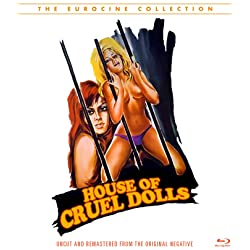House Of Cruel Dolls [Blu-ray]