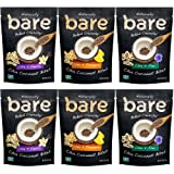 Bare Crunchy Chia Coconut Bites, Multi Serve Variety Pack, Gluten Free + Baked, 2.8 Oz (6 Count)