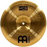 "Meinl 12"" China Cymbal – HCS Traditional Finish Brass for Drum Set, Made In Germany, 2-YEAR WARRANTY (HCS12CH) (Color: 12"