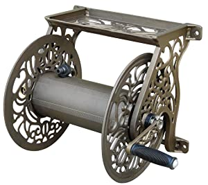 1.	Liberty Garden 704 Decorative Garden Hose Reel
