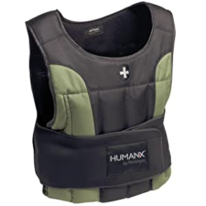 HumanX Weight Vest - 20LBS