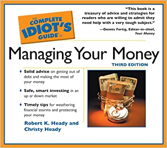 The Complete Idiot's Guide To Managing Your Money (Complete Idiot's Guides)