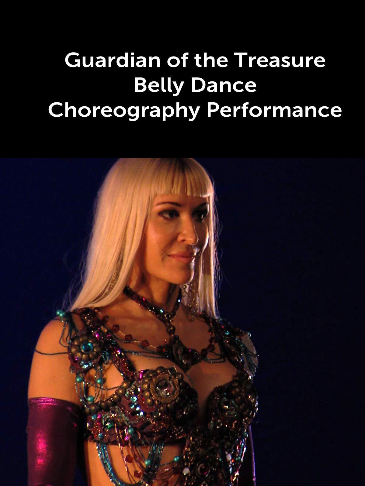 Guardian of the Treasure Choreography Performance on Amazon Prime Video UK