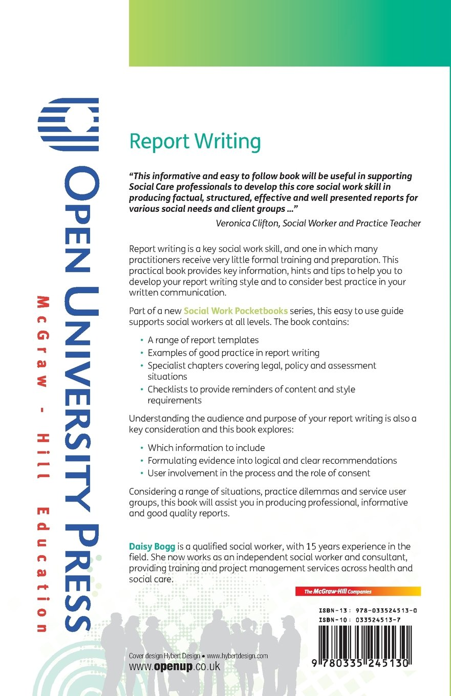 online report writer Get an introduction to technical report writing with this online course from the university of sheffield, designed for student and professional engineers.
