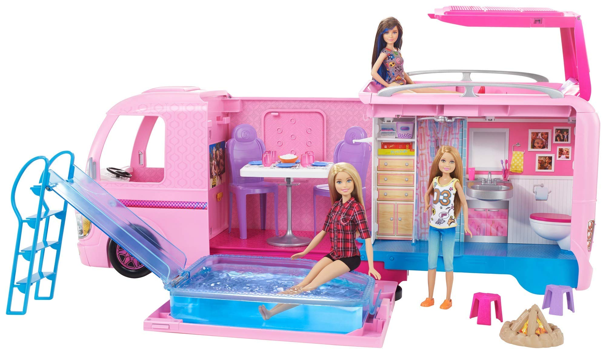 Buy Barbie Dream Camper Now!
