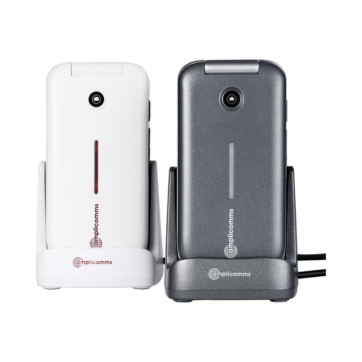 T�l�phone GSM AMPLICOM POWERTEL M7000 GRIS