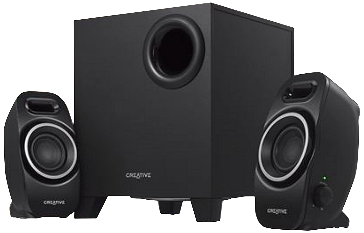 Get Creative Multimedia Speaker For Rs 1789 A255 SBS Computer