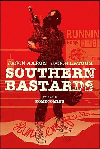 Southern Bastards Volume 3: Homecoming written by Jason Aaron