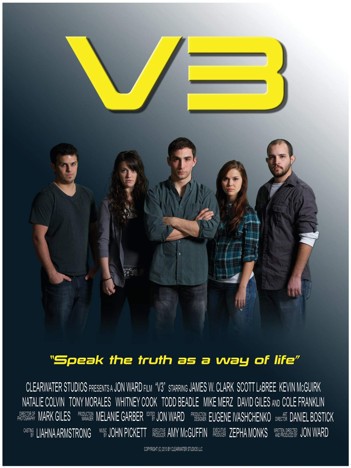 V3 on Amazon Prime Instant Video UK