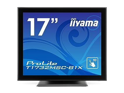 "Iiyama ProLite T1732MSC-B1X Ecran PC LED 17"" 1280 x 1024 5ms"