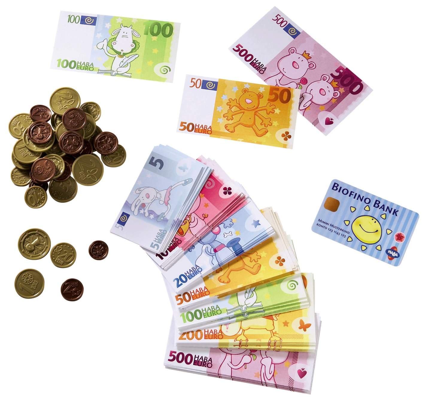 HABA 3815 – Biofino Spielgeld bestellen