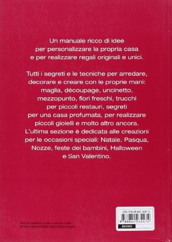 Libro mille idee maglia uncinetto gioielli d coupage for Mille idee per la casa
