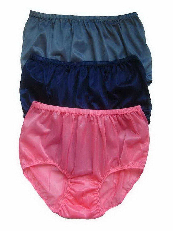 Höschen Unterwäsche Großhandel Los 3 pcs LPK13 Lots 3 pcs Wholesale Panties Nylon jetzt bestellen