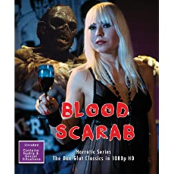 Horrotic Series: Blood Scarab [Blu-ray]