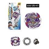 Studyset Cool Burst Alloy Comic Beyblade Spinning Top Kids Fighting Gyro Game Toys Children Gift