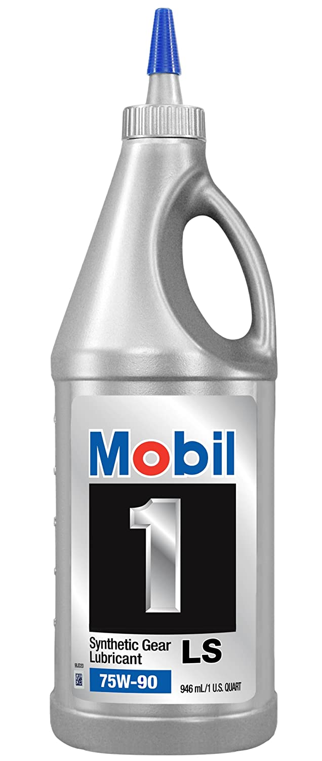 Mobil 1 104361 75W-90 Synthetic Gear Lube - 1 Quart: Amazon.in ...