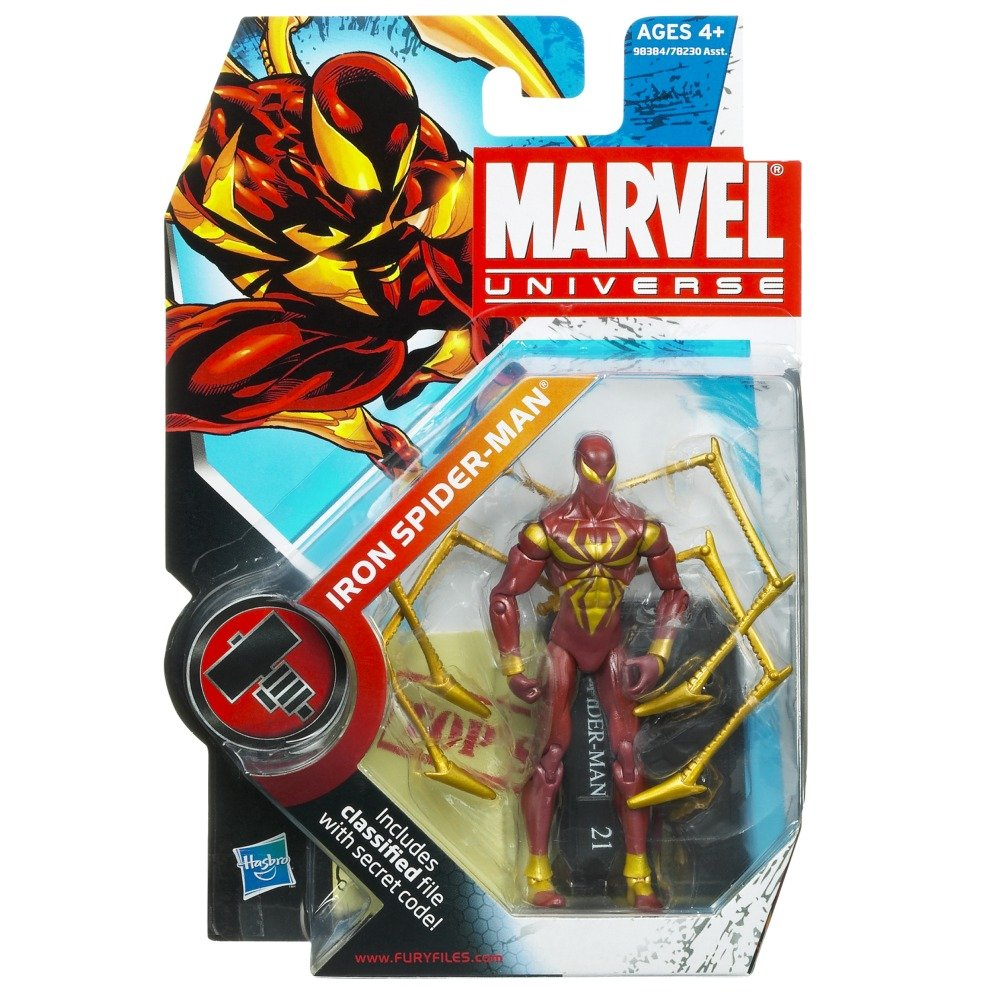 Marvel Universe 3 3/4″ Action Figure IRON SPIDER-MAN bestellen