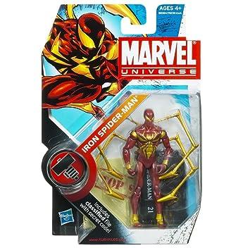 Marvel Universe Action Figure - Iron Spider-Man