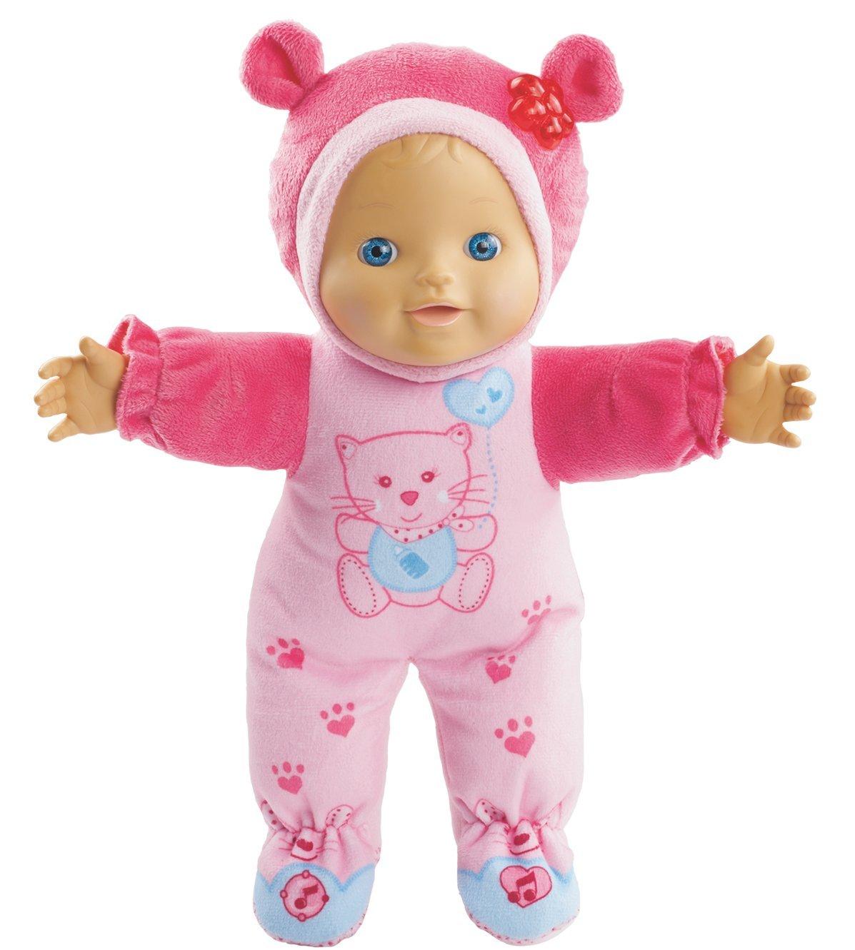 VTech 80-169404 – Little Love – Lena will spielen, Babypuppe als Weihnachtsgeschenk