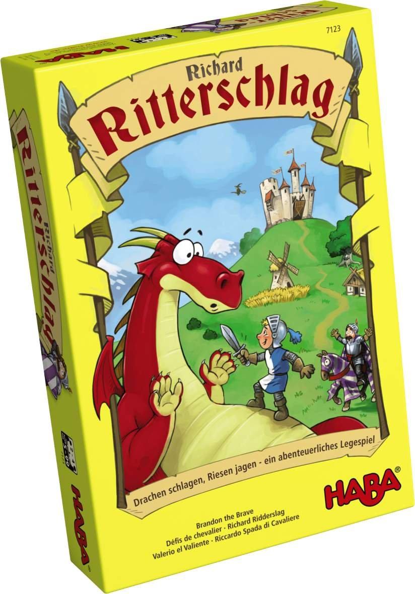 HABA 7123 – Richard Ritterschlag günstig online kaufen