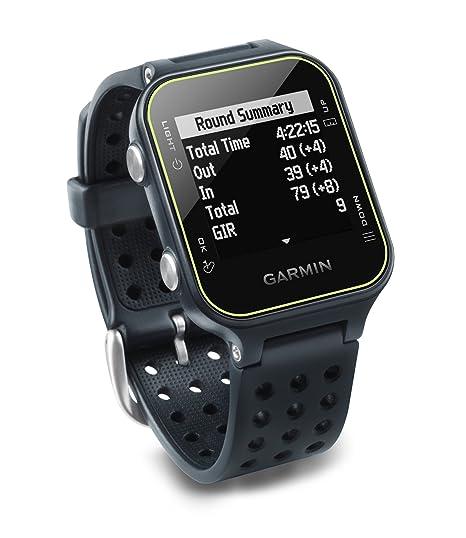 Garmin Approach S20 GPS de golf Gris