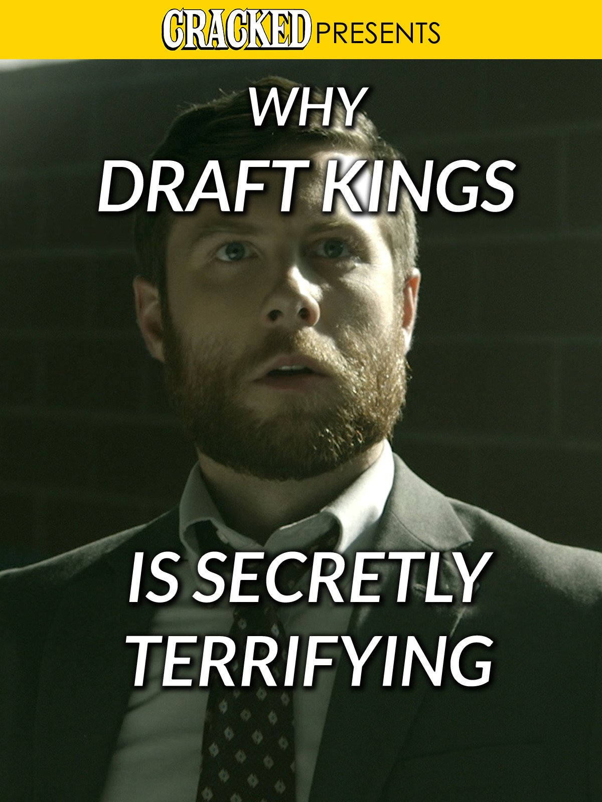 Why Draft Kings is Secretly Terrifying on Amazon Prime Instant Video UK