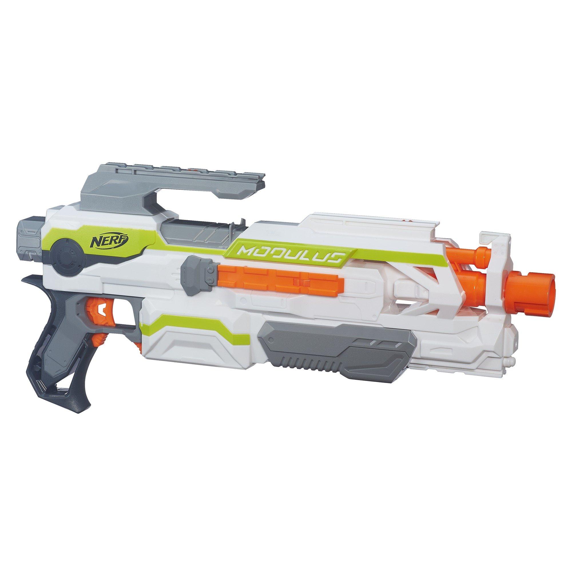 Nerf modulus motorized blaster kids toy rifle gun game fun Motorized kids toys
