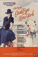 Goodbye, New York
