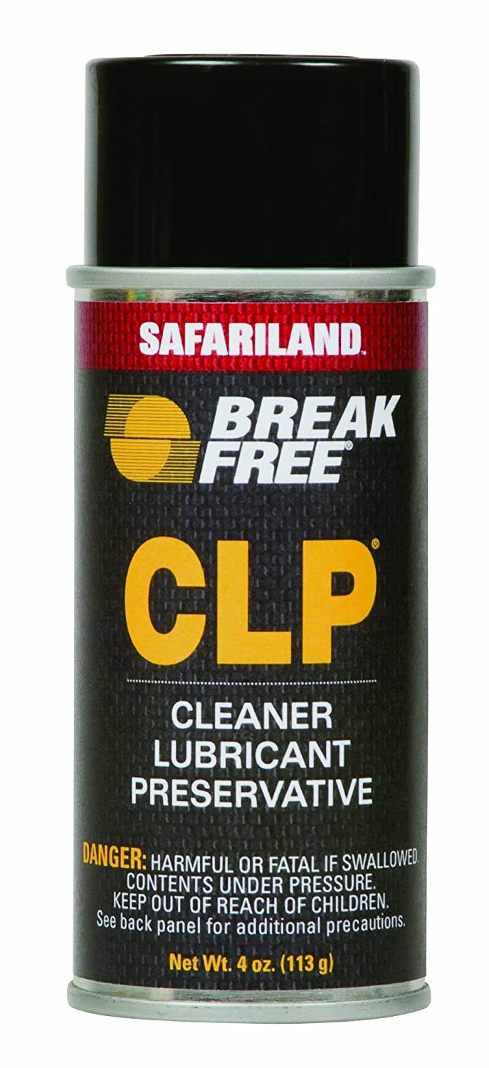Break Free CLP is well known among military guys as the