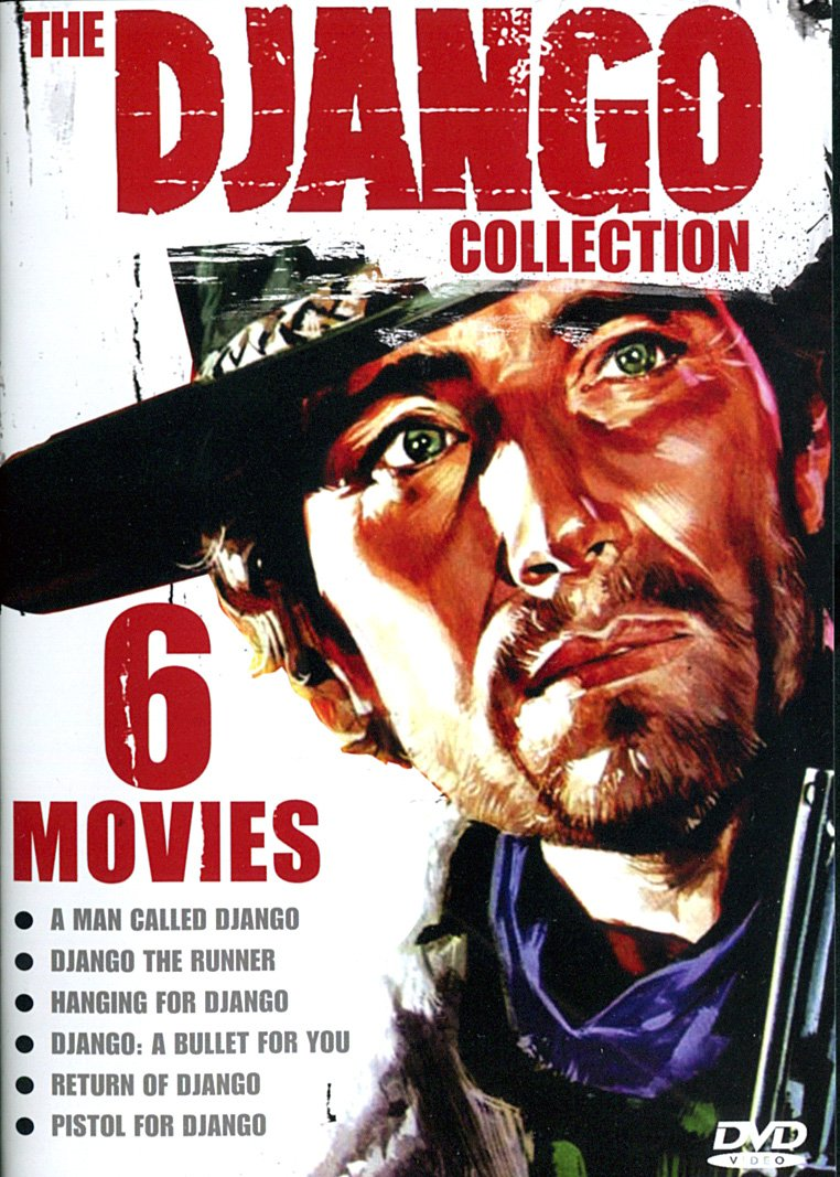 The Django Collection DVD