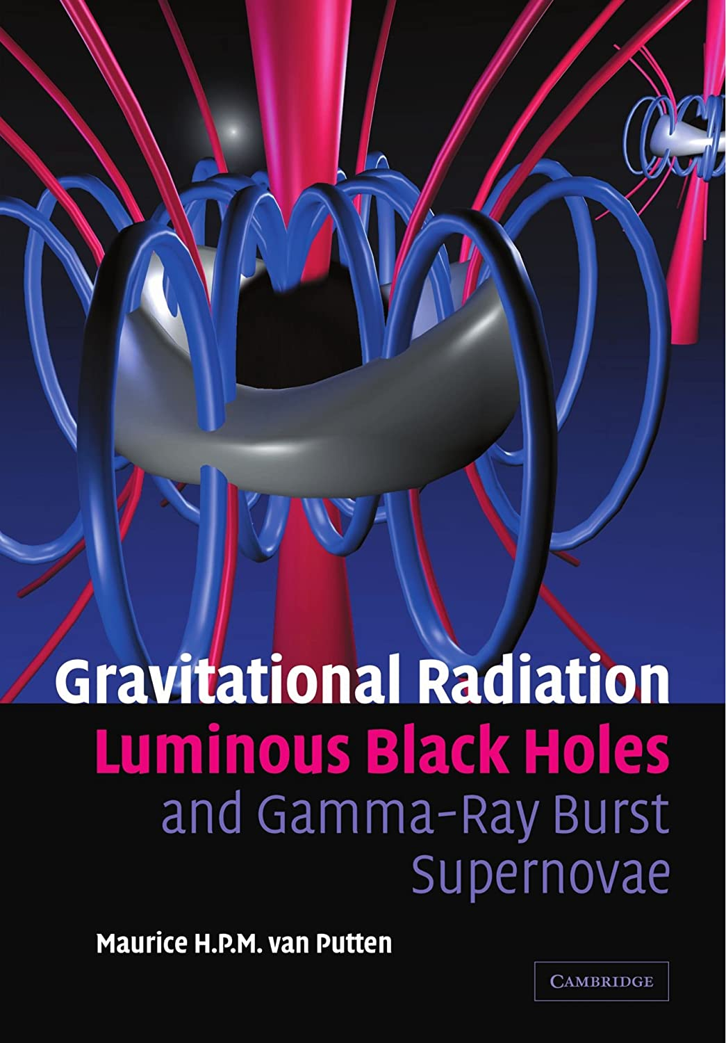 Gravitational radiation, luminous black holes and gamma-ray burst supernovae Maurice H. P. M. Van Putten