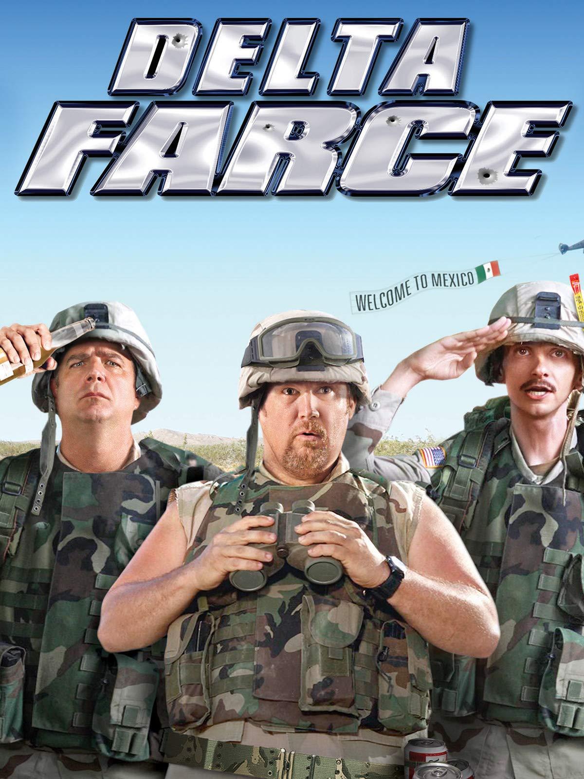 Delta Farce on Amazon Prime Video UK