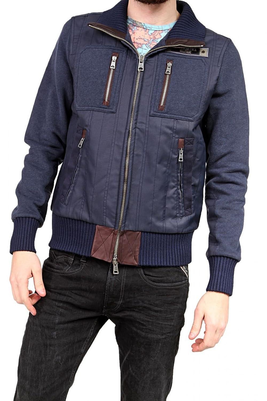 Aeronautica Militare Herren Blouson-Jacke , Farbe: Dunkelblau online kaufen