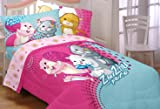 Zhu Zhu Pets Burst Sheet Set, Twin