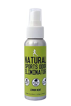 Natural Sports Odor Eliminator & Sports Gear Deodorizer