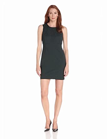 Bailey 44 Women's Shall I Compare Thee To A Summers Day Sleeveless Lace Dress, Green, X-Small