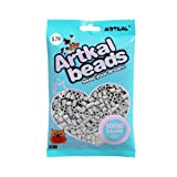 Artkal Midi Beads Gray Scale Color 1000 Count Pixel Fuse Beads DIY Educational Toys (S79) (Color: S79)
