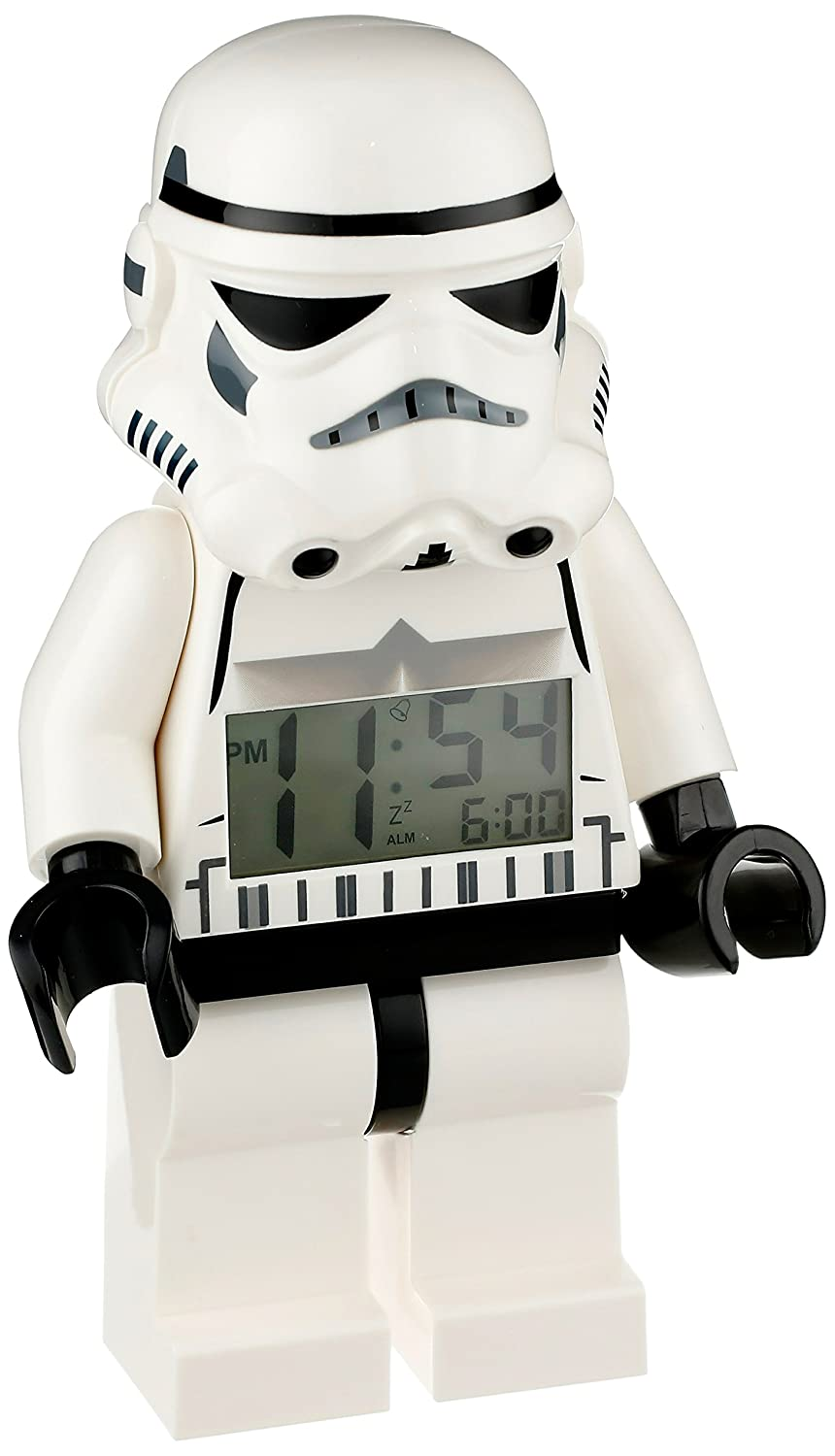 Star Wars Decor Items: LEGO Star Wars Stormtrooper Figurine Alarm Clock