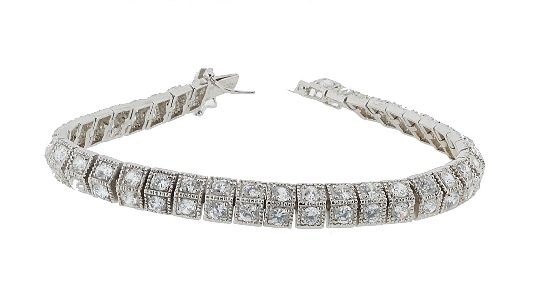 ORPHELIA Damenarmband 925/ooo Sterlingsilber 18CM ZIRKONIA online kaufen