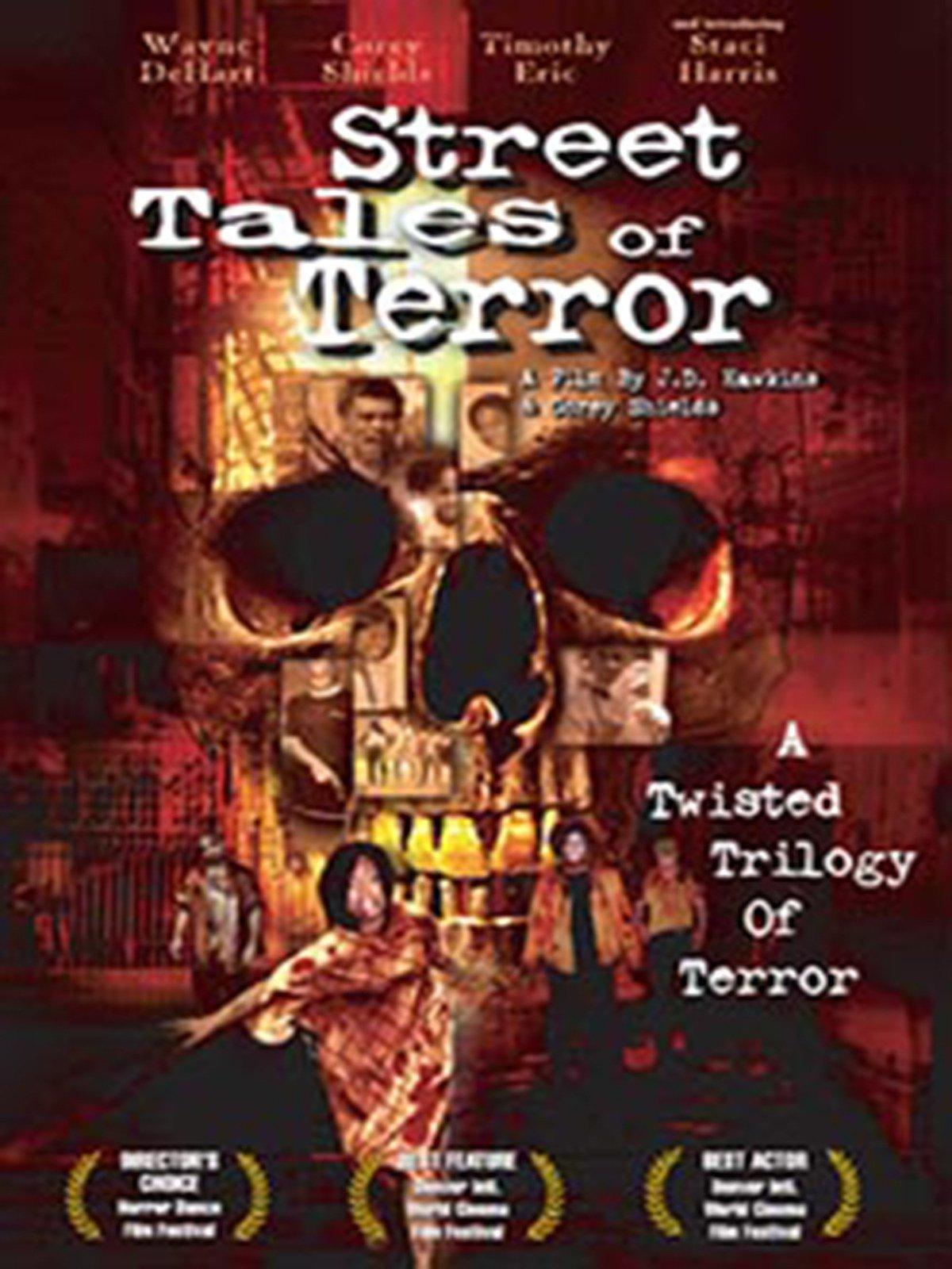 Street Tales of Terror on Amazon Prime Video UK