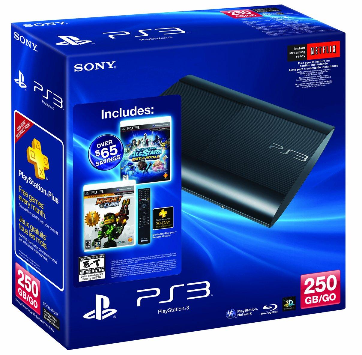 Sony PS3 250GB   Marvel's Amazon Store