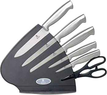 Chefs 7 Piece Stainless Steel Knife Set