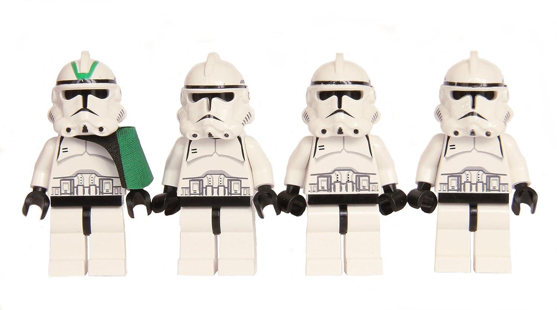 LEGO® Star Wars – 4 Clone Trooper Armee – Grün Company jetzt bestellen