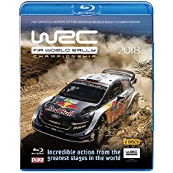 World Rally Championship 2018 Review [Blu-ray]