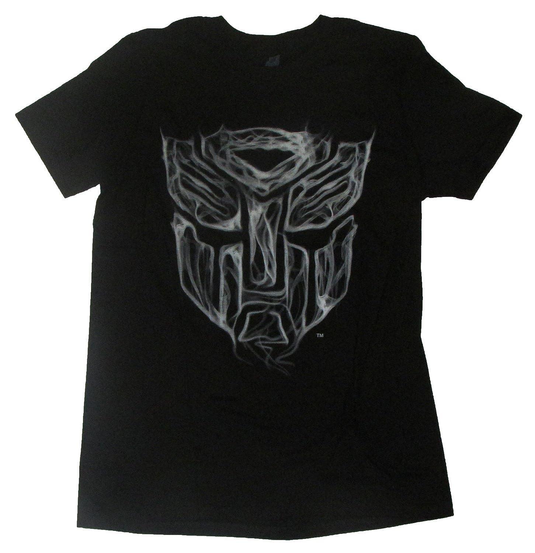 Autobots Logo t Shirt Smoke Logo Graphic t Shirt