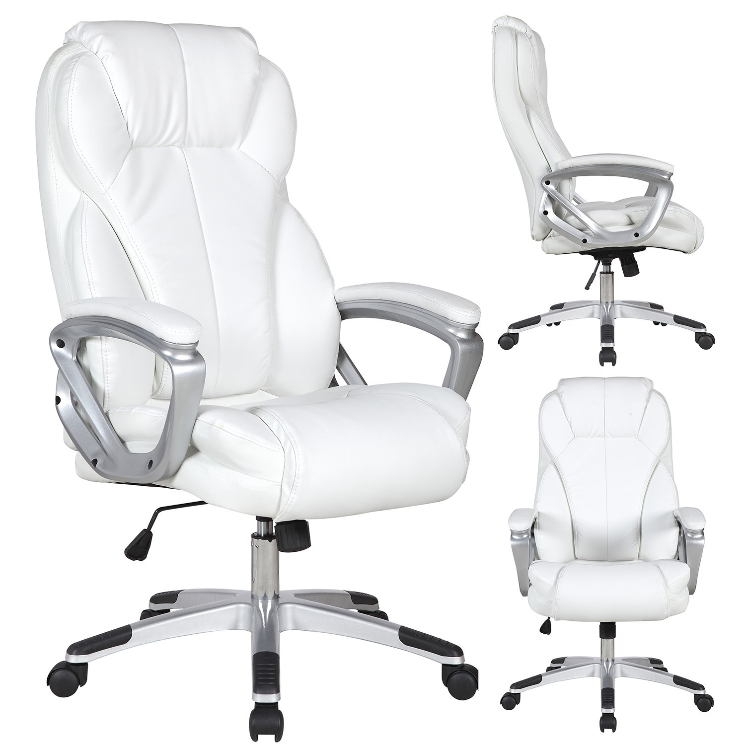 chair chairs hand office off white eco ergonomic second