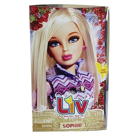 Spinmaster - Liv - It's My Nature - Sophie - Poupée 30 cm (Import Royaume Uni)